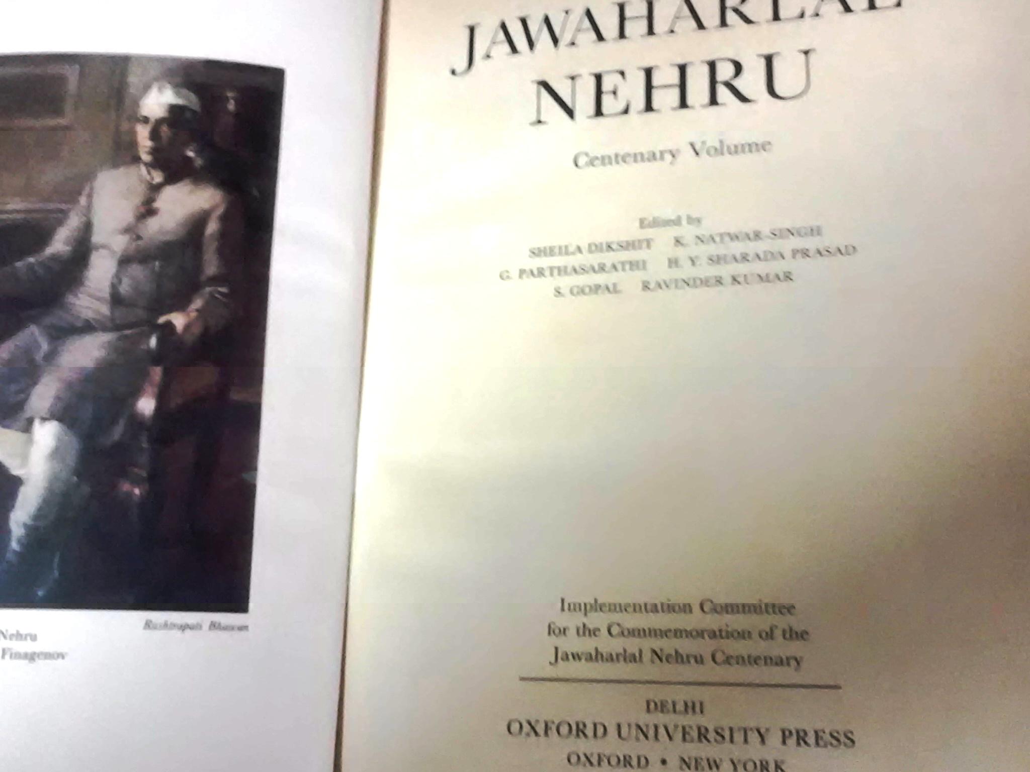 nehru100